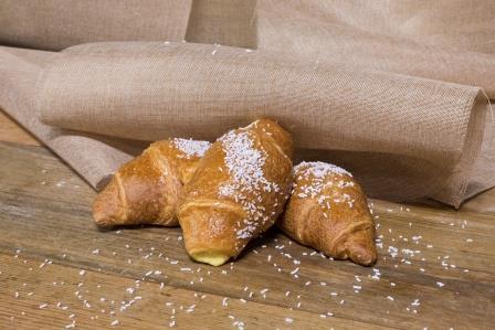 Brioches Croissant Maccalli